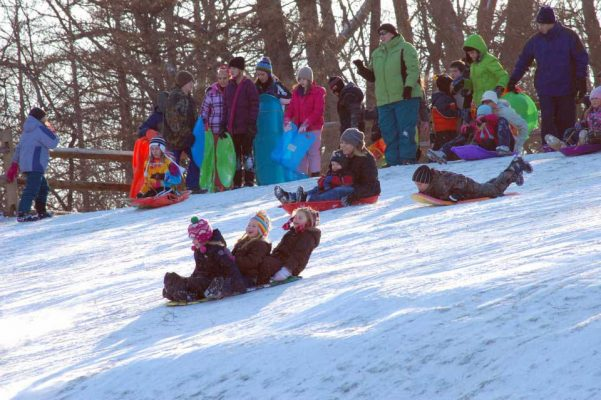 Outdoor Recreation Opportunities In All Seasons